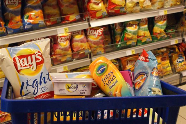light producten wordt je dik van ongezond