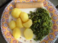 eten-eigen-tuin-aardappels-bonen