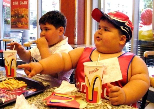 Verleiding door voedselindustrie veroorzakers van obesitas epidemie