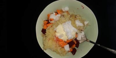 recept eenvoudige salade