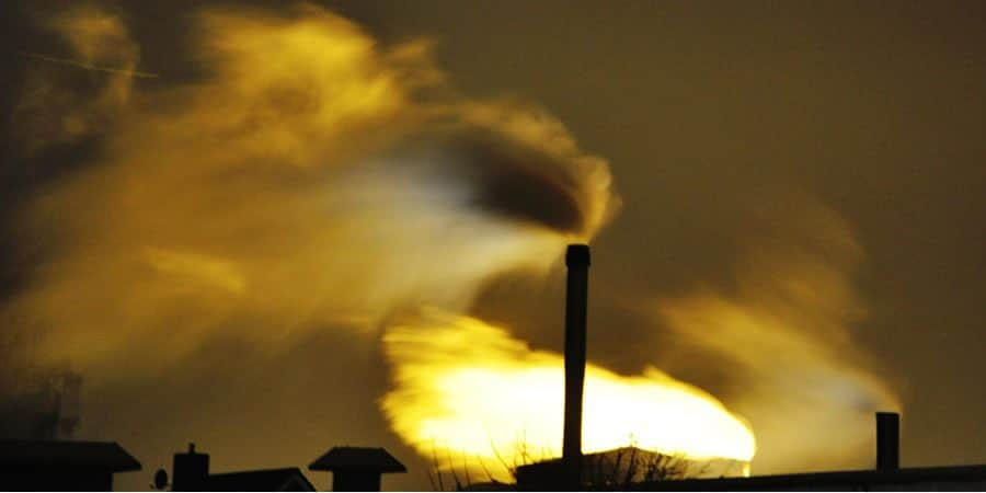 Luchtverontreiniging groot probleem gezondheid