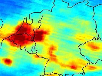 luchtverontreiniging Nederland