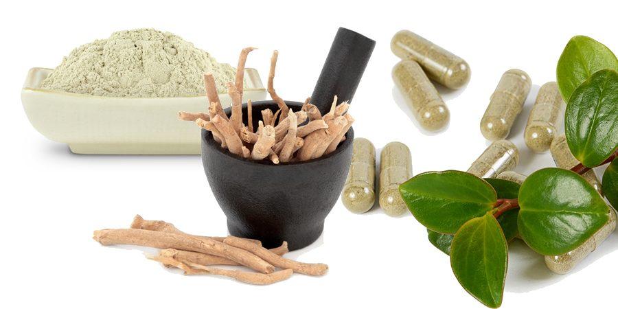 stress depressie mineralen vitaminen aminozuren ashwagandha saffraan