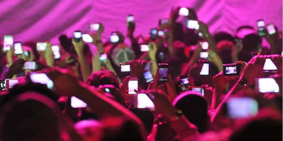 mobiele telefoon lobby macht telefoon verslaving