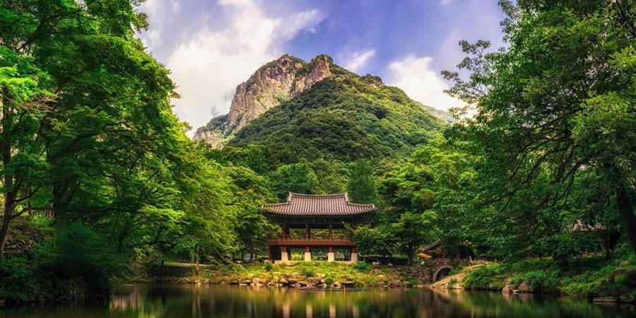 China, leven in harmonie met de natuur