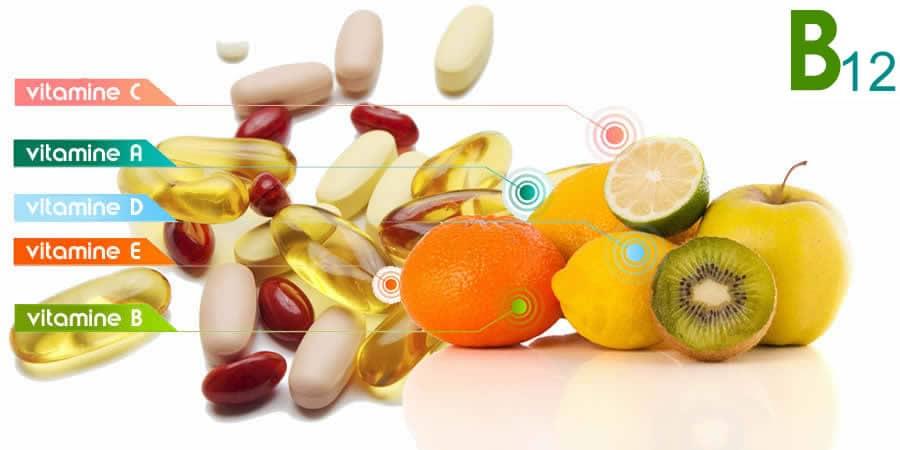 vitamine b12 natuurlijk