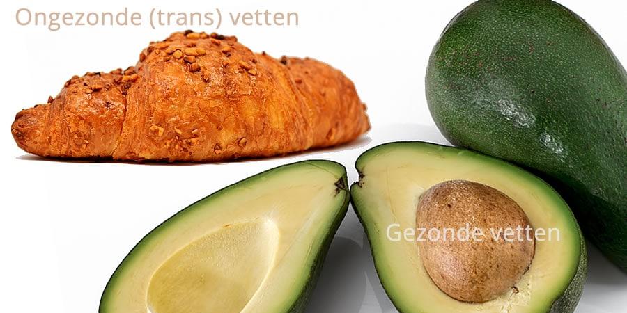 schadelijke transvetten