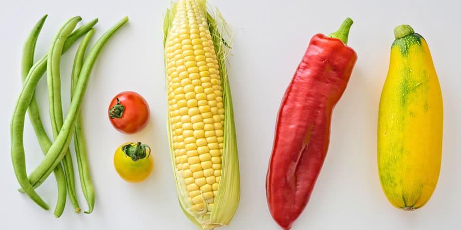 Hoeveelheid bestrijdingsmiddelen op groenten en fruit