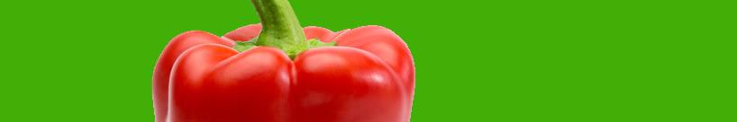 rood gekleurden groenten fruit